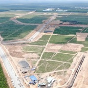 Chuẩn bị bàn giao 3.000 lô đất Khu tái định cư Lộc An – Bình Sơn, sân bay Long Thành