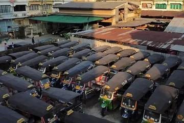 Núi nợ của người Thái cao kỷ lục