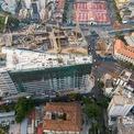 <p> Dự án có diện tích đất hơn 8.500 m2, thời hạn sử dụng 50 năm kể từ tháng 4/2013; tổng vốn đầu tư dự án khoảng 12.000 tỷ đồng, dự kiến hoàn thành vào năm 2017. Tuy nhiên, giai đoạn 2012 - 2019, chủ đầu tư chỉ mới xây dựng phần hầm.</p>