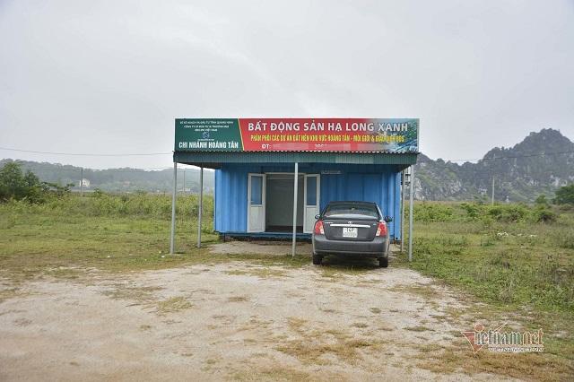 Đầu cơ thổi giá tạo sóng sốt đất ảo ở Quảng Ninh