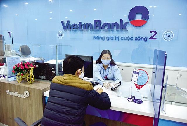 VietinBank giữ vị trí quán quân về lợi nhuận trong quý I/2021. Ảnh: Đ.T  Lợi nhuận tỷ USD: Vietcombank không còn là duy nhất