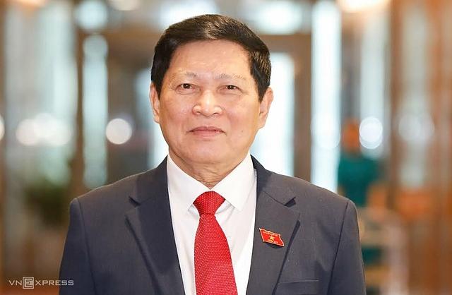 Bộ trưởng Quốc phòng, Đại tướng Ngô Xuân Lịch. Ảnh: Giang Huy