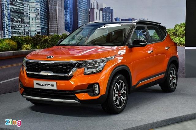 Kia Seltos tăng giá bán, chờ một tháng để nhận xe