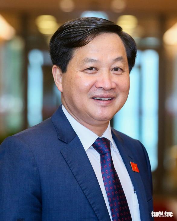 Trình Quốc hội phê chuẩn các phó thủ tướng Lê Minh Khái, Lê Văn Thành - Ảnh 1.
