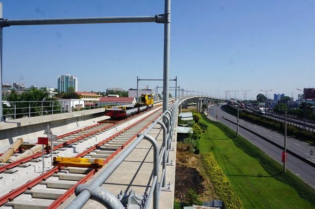 Hôm nay, Hội đồng nghiệm thu Nhà nước kiểm tra tuyến metro số 1 TP HCM