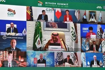 Bộ trưởng tài chính các nước G20 họp trực tuyến