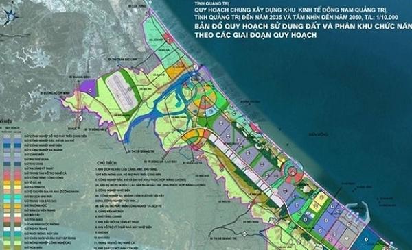 Chuyển 360 ha rừng trồng làm khu công nghiệp Triệu Phú, Quảng Trị