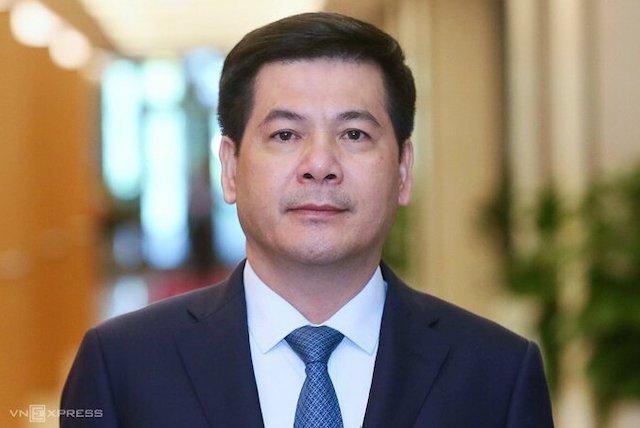 Ông Nguyễn Hồng Diên, tân Bộ trưởng Công Thương.