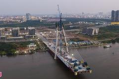 Kiến nghị gia hạn tiến độ hoàn thành cầu Thủ Thiêm 2 đến giữa năm 2022