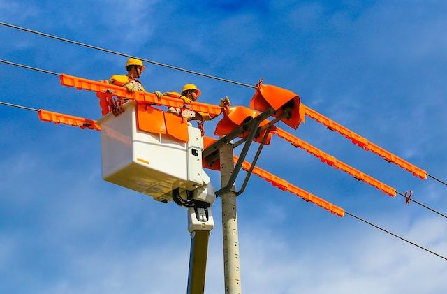 Sản lượng điện thương phẩm đạt gần 51 tỷ kWh trong quý I.
