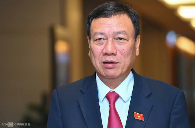 Ông Đoàn Hồng Phong, Tổng thanh tra Chính phủ.