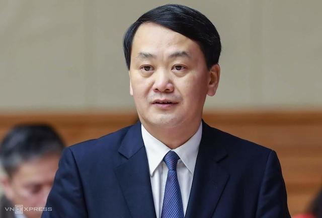 Ông Hầu A Lềnh, Bộ trưởng, Chủ nhiệm Ủy ban Dân tộc.