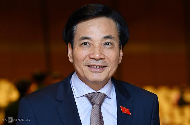 Ông Trần Văn Sơn giữ chức Bộ trưởng, Chủ nhiệm Văn phòng Chính phủ.