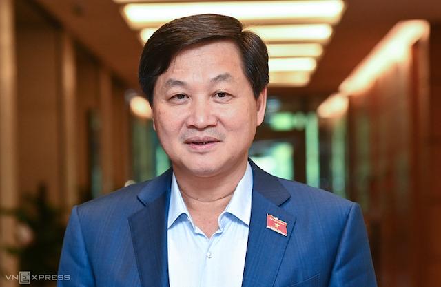 Phó thủ tướng Lê Minh Khái