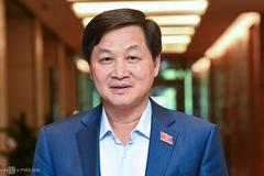 Quốc hội phê chuẩn hai tân Phó Thủ tướng Lê Minh Khái, Lê Văn Thành