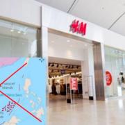 Việt Nam lên tiếng về bản đồ có 'đường lưỡi bò' trên website H&M