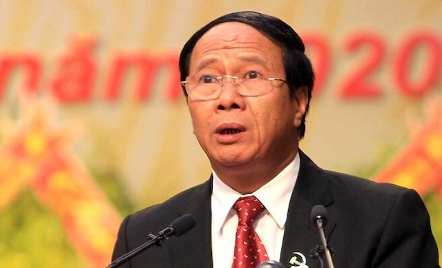 Phó Thủ tướng Lê Văn Thành.