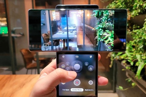 5 smartphone đáng nhớ nhất của LG