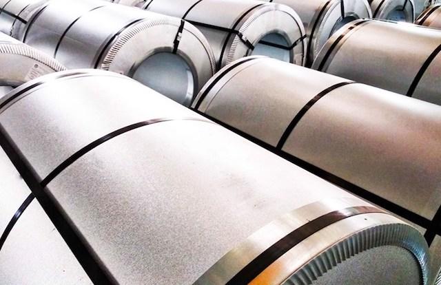 Tiếp nhận hồ sơ yêu cầu rà soát chống bán phá giá thép mạ Trung Quốc, Hàn Quốc