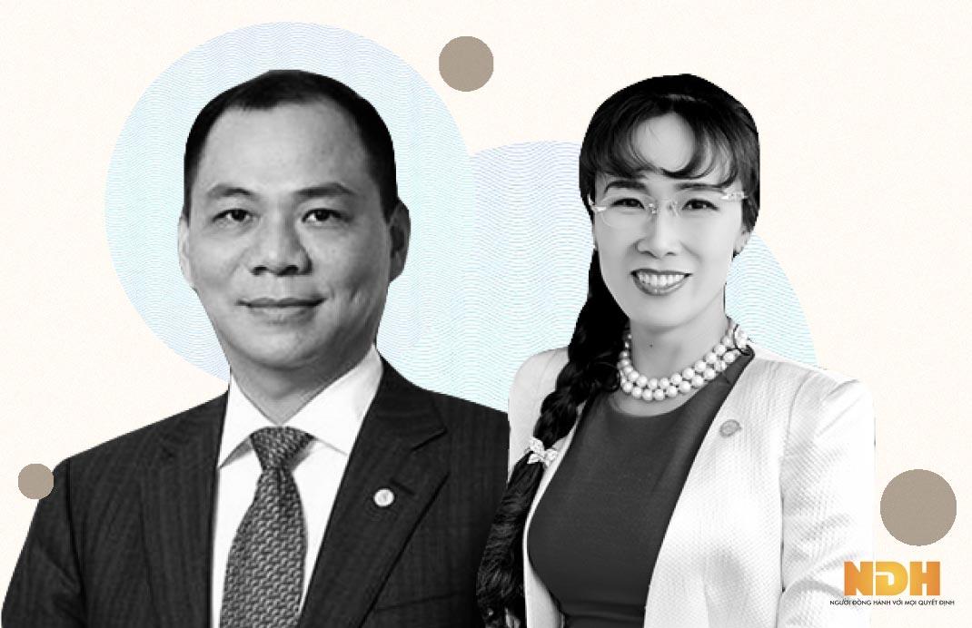 Tỷ phú Việt ở đâu trên bảng xếp hạng người giàu Đông Nam Á
