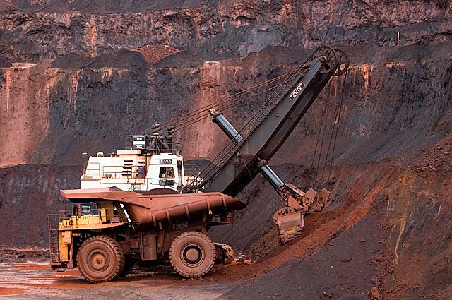 Australiahiện là quốc gia cung cấp quặng sắt lớn nhất cho thị trường Trung Quốc. Ảnh: Alami