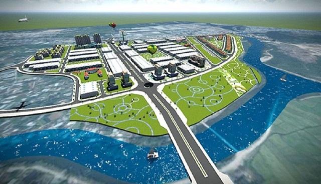 Liên danh Hưng Thịnh, Việt Tâm và Hưng Thịnh Quy Nhơn làm chủ đầu tư dự án hơn 2.400 tỷ đồng ở Quy Nhơn