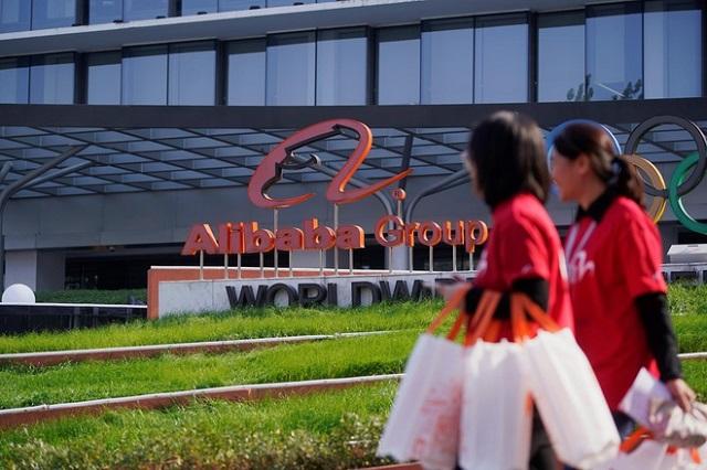 Trung Quốc đưa ra mức phạt kỷ lục với Alibaba