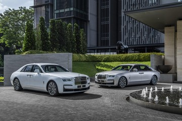 Rolls-Royce lập kỷ lục doanh số