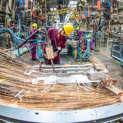 'Dòng vốn chuyển hướng tới một châu Á năng động, tăng trưởng cao'