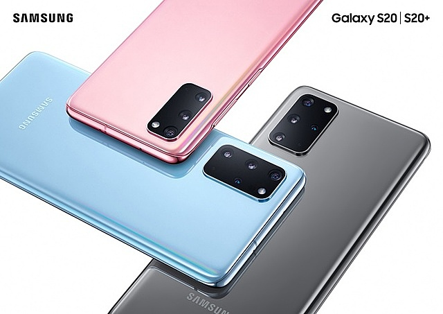 Thiết kế gọn gàng, phần cứng mạnh mẽ là ưu điểm của Samsung Galaxy S20