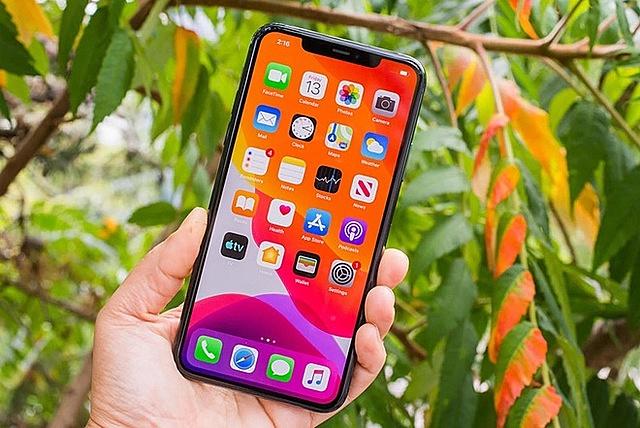 iPhone là lựa chọn phổ biến khi nhắc đến điện thoại cũ  ẢNH CHỤP MÀN HÌNH ZDNET