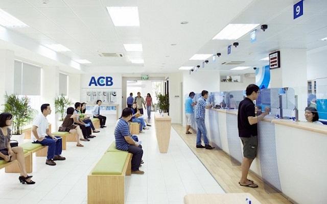 ACB là một trong những ngân hàng chia cổ tức bằng cổ phiếu cho cổ đông năm nay. Ảnh: ACB.