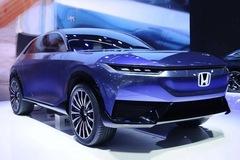Honda sắp ra mắt SUV chạy điện mới