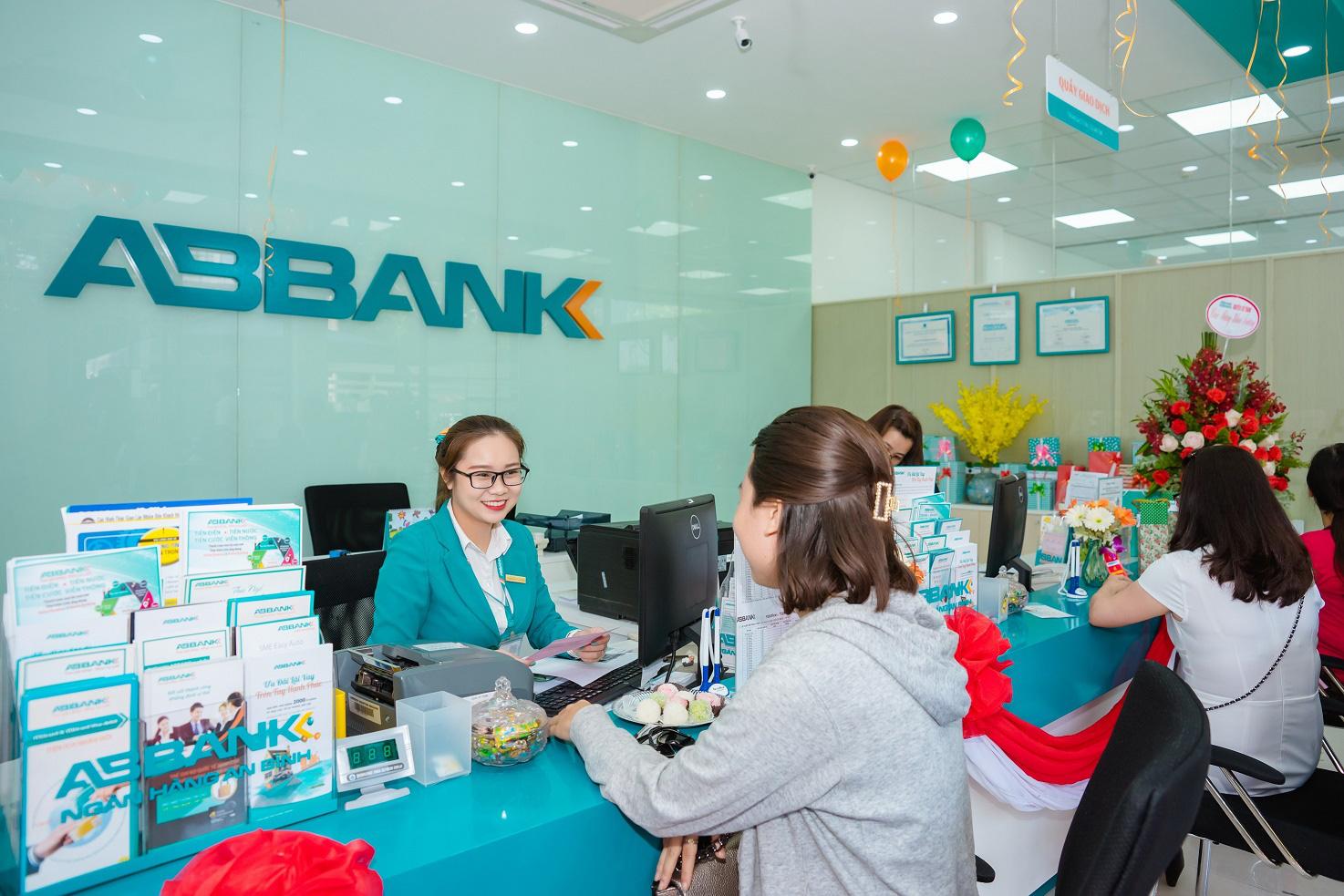 ABBank muốn tăng 65% vốn điều lệ