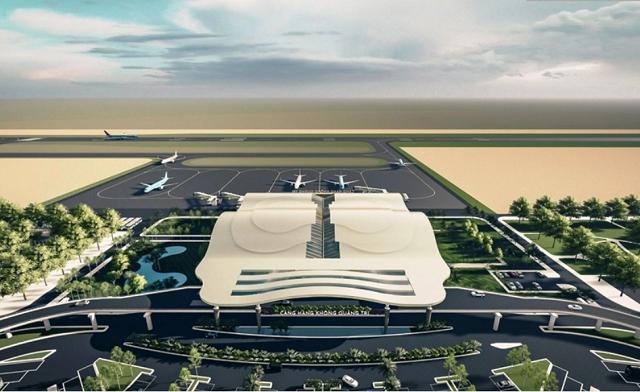 Quảng Trị và nhà đầu tư đặt mục tiêu khởi công sân bay vào tháng 9