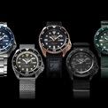 <p> <strong>1. Seiko</strong> là thương hiệu Nhật Bản được thành lập vào năm 1881, nổi tiếng trong lĩnh vực sản xuất và mua bán đồng hồ, thiết bị điện tử, phụ kiện bán dẫn. Đây cũng là công ty đầu tiên trên thế giới sản xuất đồng hồ chạy bằng máy thạch anh có tên Astron. Seiko sản xuất đồng hồ với các lựa chọn từ đơn giản đến phức tạp và có nhiều mức giá khác nhau. Ảnh: <em>Watchessiam</em>.</p>