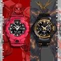 <p> <strong>5. G-Shock </strong>mặc dù là một phần của Casio nhưng đã tạo nên sự khác biệt cho riêng mình. Sản phẩm của G-Shock mang nét năng động, mạnh mẽ và khả năng chống nước tốt. Đây là món đồ phù hợp với các bạn trẻ có gu thời trang độc đáo, cá tính. Ảnh: <em>Sina.</em></p>