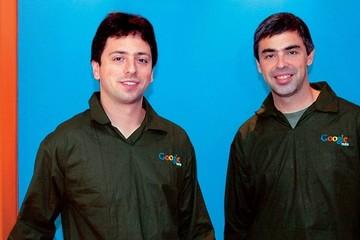 2 đồng sáng lập Google gia nhập câu lạc bộ tài sản từ 100 tỷ USD