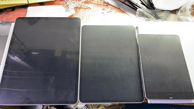 iPad Pro 12,9 inch màn hình mini LED ra mắt trong tháng này