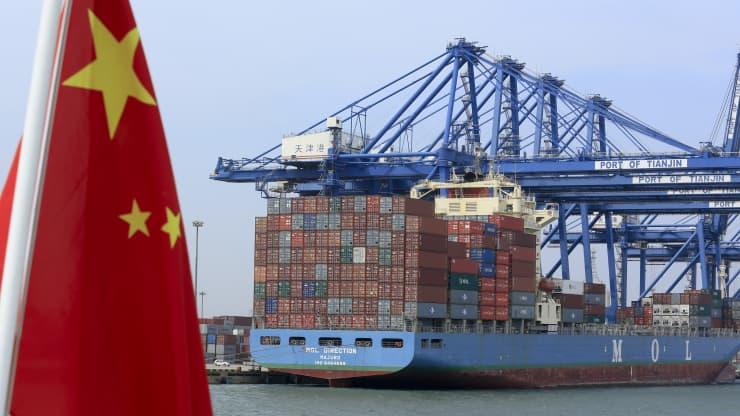 Thương mại Trung Quốc bùng nổ trong quý I nhưng không đạt kỳ vọng