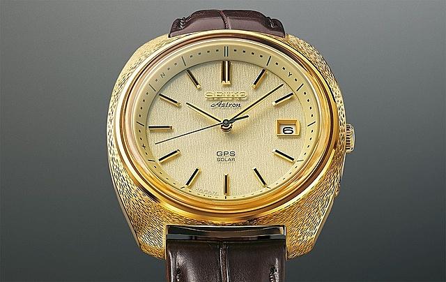 Đồng hồ Astron của Seiko. Ảnh: Professional Watches.
