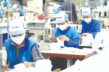 Hiệp hội Dệt may: Xuất khẩu dệt may có đơn hàng đến hết quý II và cuối năm