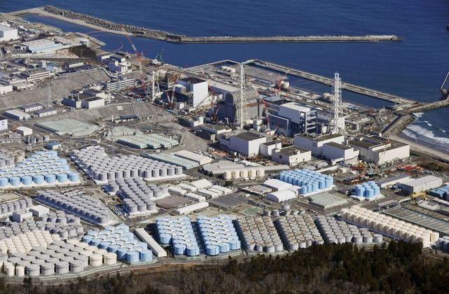 Chính phủ Nhật Bản hôm nay thông báo kế hoạch xả hơn triệu tấn nước thải từ khu vực nhà máy điện hạt nhân Fukushima ra đại đương.
