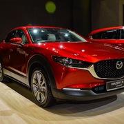 Mazda sắp ra mắt bộ đôi CX-3 và CX-30 tại Việt Nam