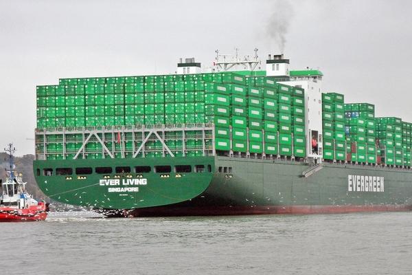 Evergreen mở tuyến vận tải trực tiếp Việt Nam - Hàn Quốc
