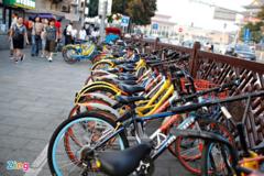 TP HCM thí điểm xe đạp công cộng
