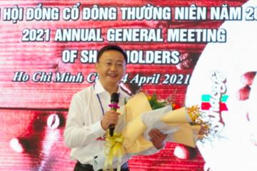 Vinacafe Biên Hòa thay tổng giám đốc