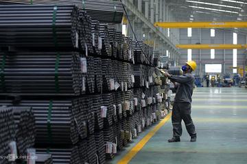 Doanh nghiệp gặp khó vì giá thép tăng cao