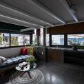 <p> Đặc biệt, chủ đầu tư dành tầng 5, nơi có tầm nhìn ra thành phố, làm không gian bếp mở tạo cảm giác hòa mình vào thiên nhiên.</p>