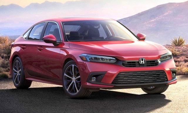 Honda Civic thế hệ mới xuất hiện